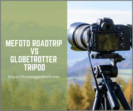 mefoto roadtrip vs globetrotter tripod