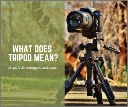 what does tripod mean