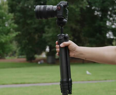 lightweight compact travel tripod