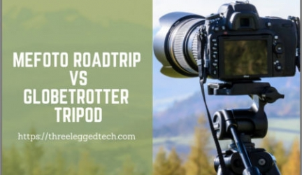 MeFoto Roadtrip vs Globetrotter Tripod